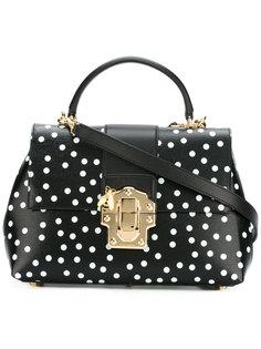 сумка-сэтчел Lucia Dolce & Gabbana