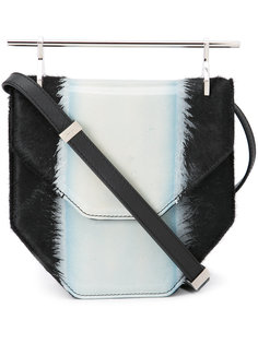 сумка через плечо с отделкой M2malletier