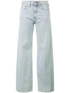 широкие джинсы W006 Simon Miller