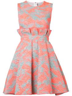 парчовое платье MSGM