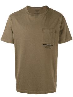 классическая футболка Maharishi