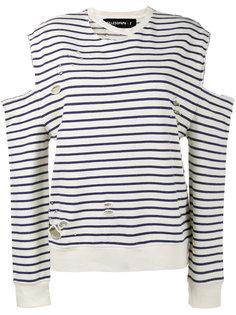 декорированный свитер Hope Swarovski Filles A Papa