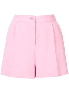 crepe shorts Boutique Moschino
