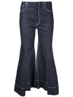 укороченные джинсы  Irene