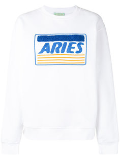 Aries embroidery sweatshirt Aries