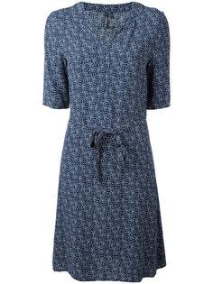 платье-рубашка с принтом  Woolrich