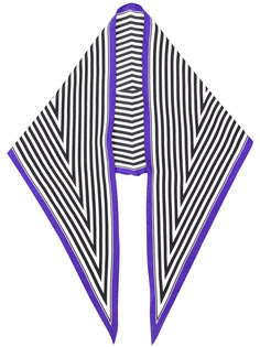 printed stripe scarf  Haider Ackermann