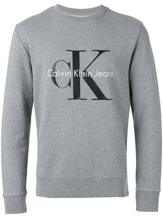 джемпер с логотипом  Calvin Klein Jeans