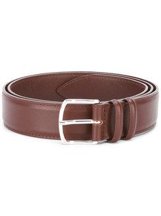 classic buckle belt  Orciani