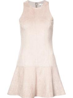 расклешенное платье Joie