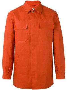 patch pocket over shirt  Mackintosh