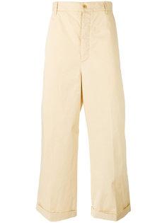 широкие брюки чинос  Sunnei