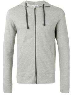 zipped hoodie James Perse