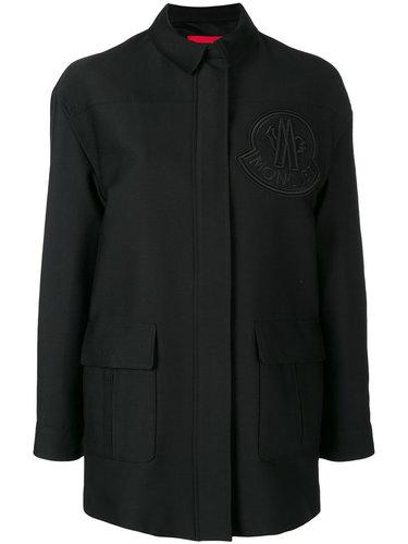 куртка-бомбер на молнии  Moncler Gamme Rouge