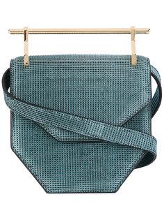 сумка через плечо с металлической ручкой M2malletier