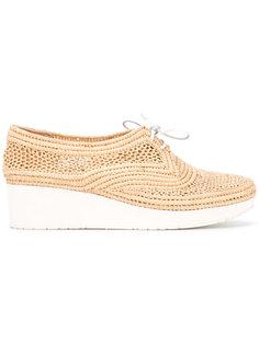 туфли на шнуровке Vicole Robert Clergerie