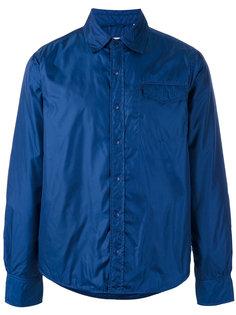 куртка-рубашка с накладным карманом  Aspesi