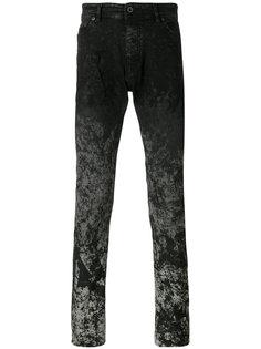 marble leg skinny jeans Diesel Black Gold