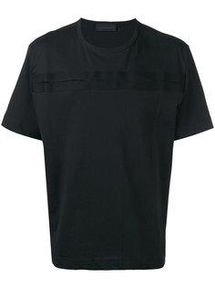 cut-out detail T-shirt Diesel Black Gold