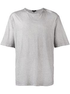 свободная футболка с круглым вырезом Unconditional