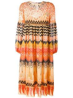 Prophecy print midi dress Temperley London