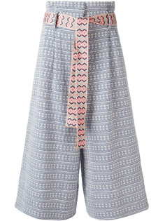 широкие брюки Miahatami