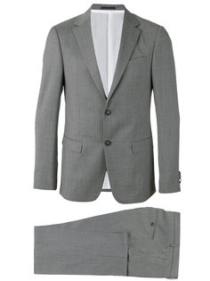 костюм с пиджаком на двух пуговицах Z Zegna
