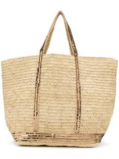 плетеная сумка-тоут Vanessa Bruno