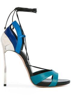 lace up sandals Casadei