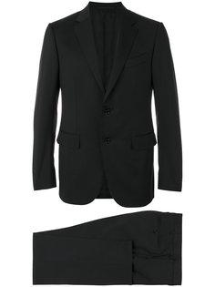 костюм с пиджаком на двух пуговицах Ermenegildo Zegna