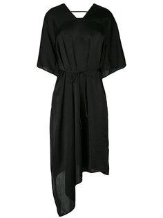 Dash asymmetric dress Christian Wijnants