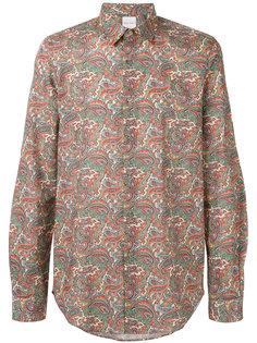 """рубашка с принтом """"пейсли"""" Paul Smith"""