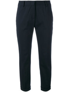 cropped tailored trousers Tonello