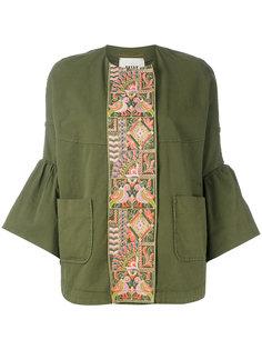 куртка с вышивкой  Bazar Deluxe