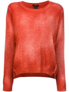 overdyed long sleeve sweater Avant Toi