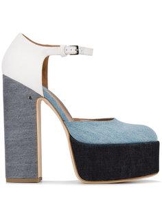 джинсовые туфли Lila  Laurence Dacade