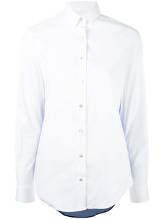рубашка с принтом сзади  Xacus