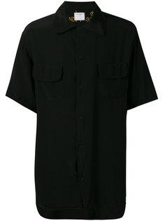 рубашка с вышивкой Santa Monica  Htc Hollywood Trading Company