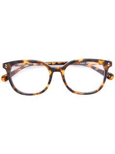 солнцезащитные очки в черепаховой оправе Stella McCartney