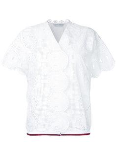 вышитая рубашка Tsumori Chisato