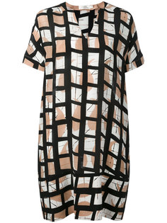 patterned dress Barba