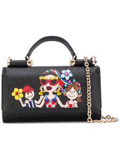миниатюрная сумка-кошелек Von Dolce & Gabbana