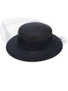 шляпа с вуалью Federica Moretti