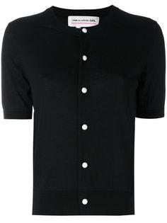Gilet short sleeve cardigan  Comme Des Garçons Girl