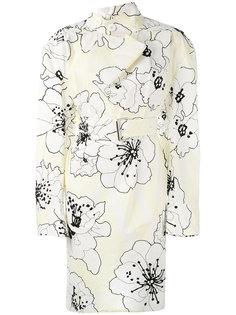 платье-туника с принтом Runway Posy Marni