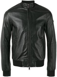 куртка с высоким воротником Armani Jeans