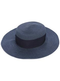 классическая широкополая шляпа Federica Moretti