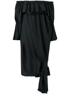 плиссированная блузка с открытыми плечами Faith Connexion
