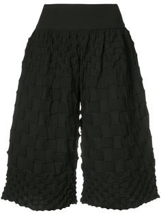 Pierrot Knit shorts Pleats Please By Issey Miyake