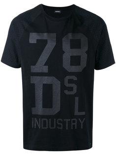 футболка Joeraglan  Diesel